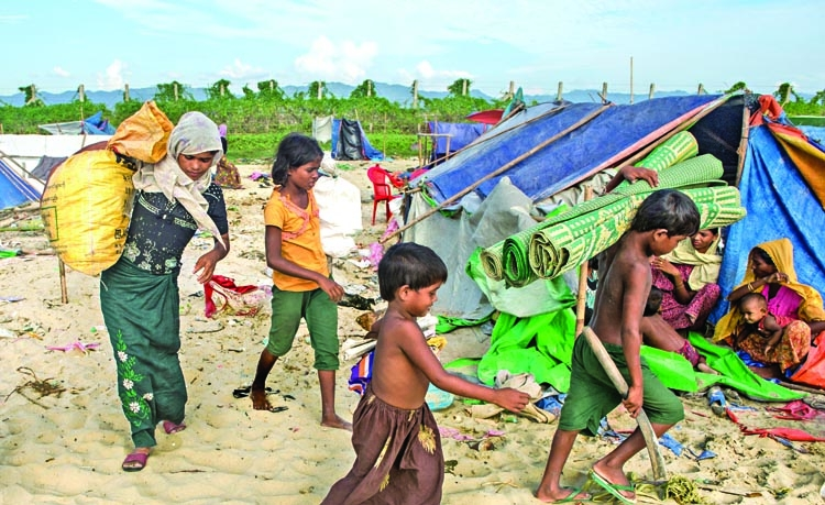 Rights groups reject Myanmar army report denying crimes