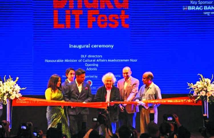 Dhaka Lit Fest begins
