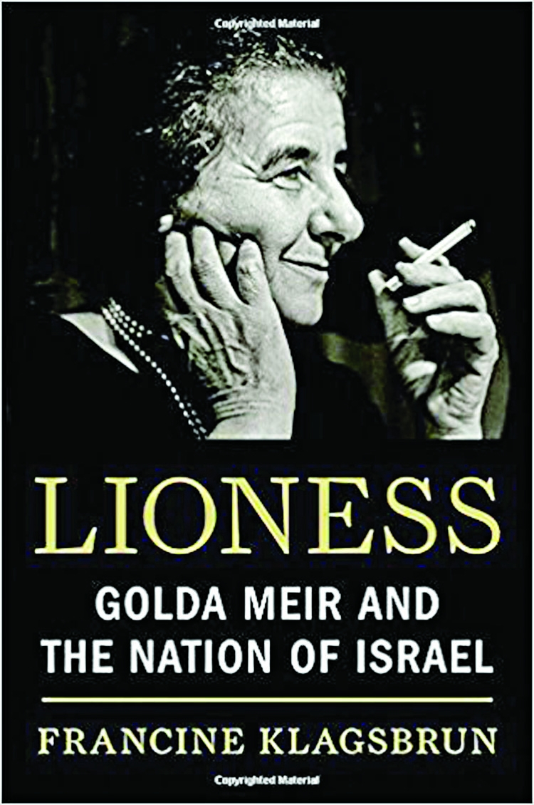 Wresting Golda Meir from the shadows