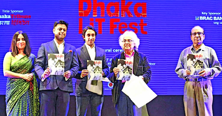 Dhaka Lit Fest and literature today