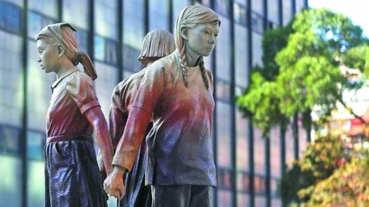 San Francisco accepts  'comfort women' statue