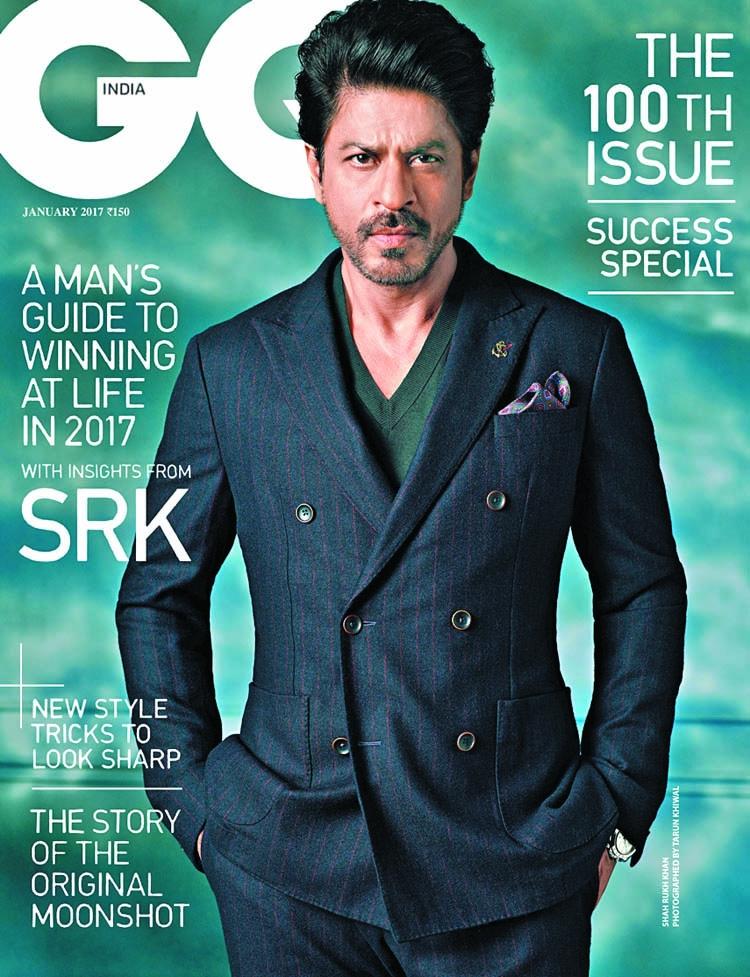 Women are superior to men: SRK