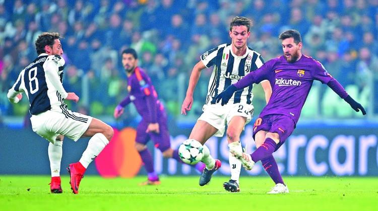 Barca reach last 16 as ManU lose to Basel