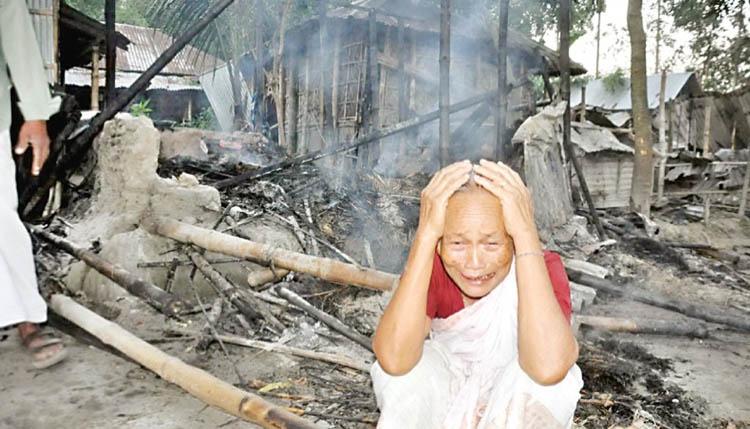 Attacks on minorities in Bangladesh