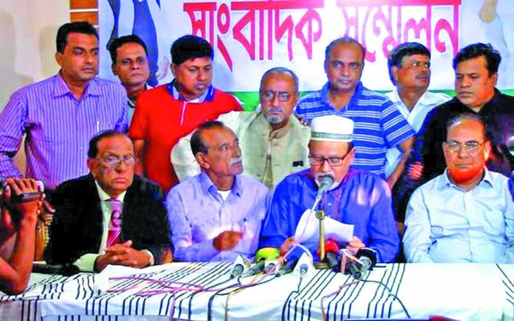 Feni AL leader divulges the truth: Rizvi