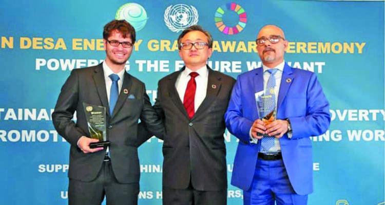 BD solar firms get $1 million UN grant