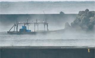 'North Koreans' wash ashore in Japan