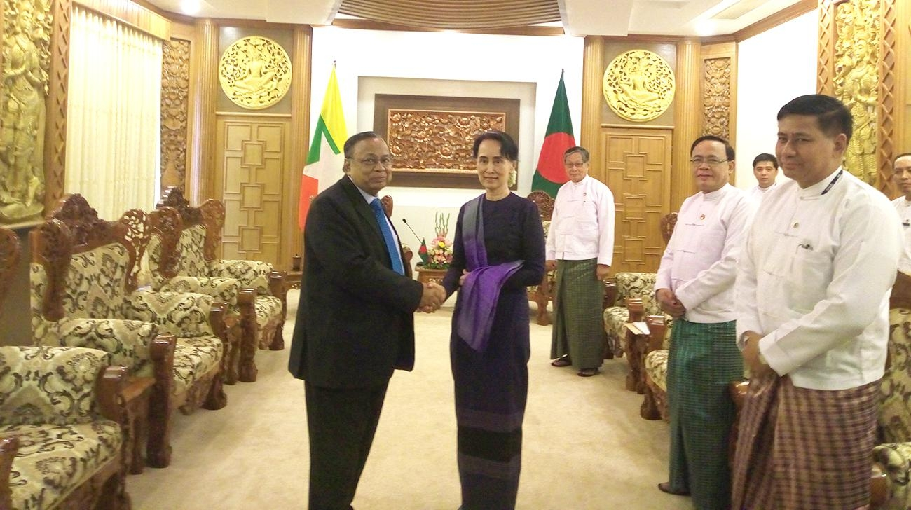 BD, Myanmar discuss trade, energy cooperation under BCIM