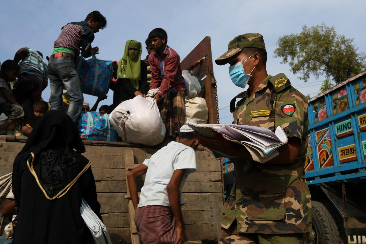 Outside monitors needed for Rohingya return: Rights groups