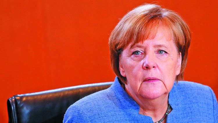 German president to hold joint talks with Merkel