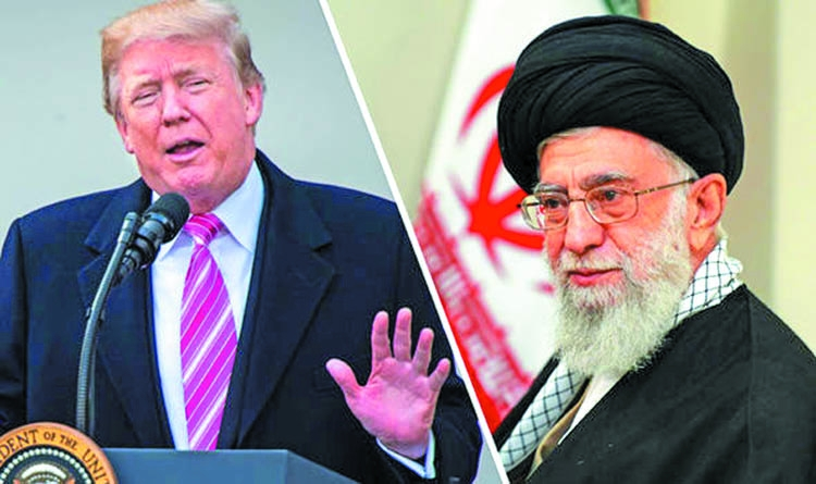 Iran to display 'power' to Trump
