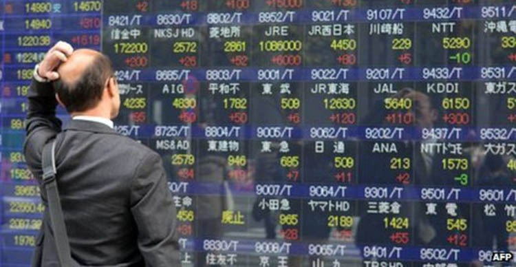Traders cautious after being unnerved by China sell-off