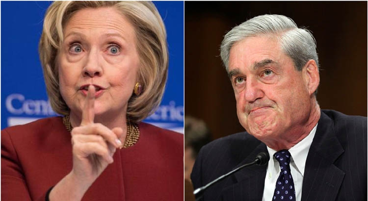 Are Hillary's fingerprints on Mueller's smoking gun?