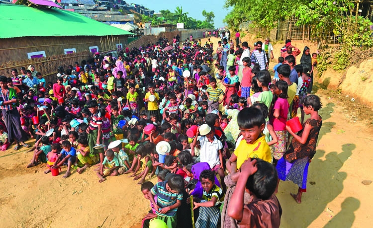 UNHCR doubts safe Rohingya repatriation
