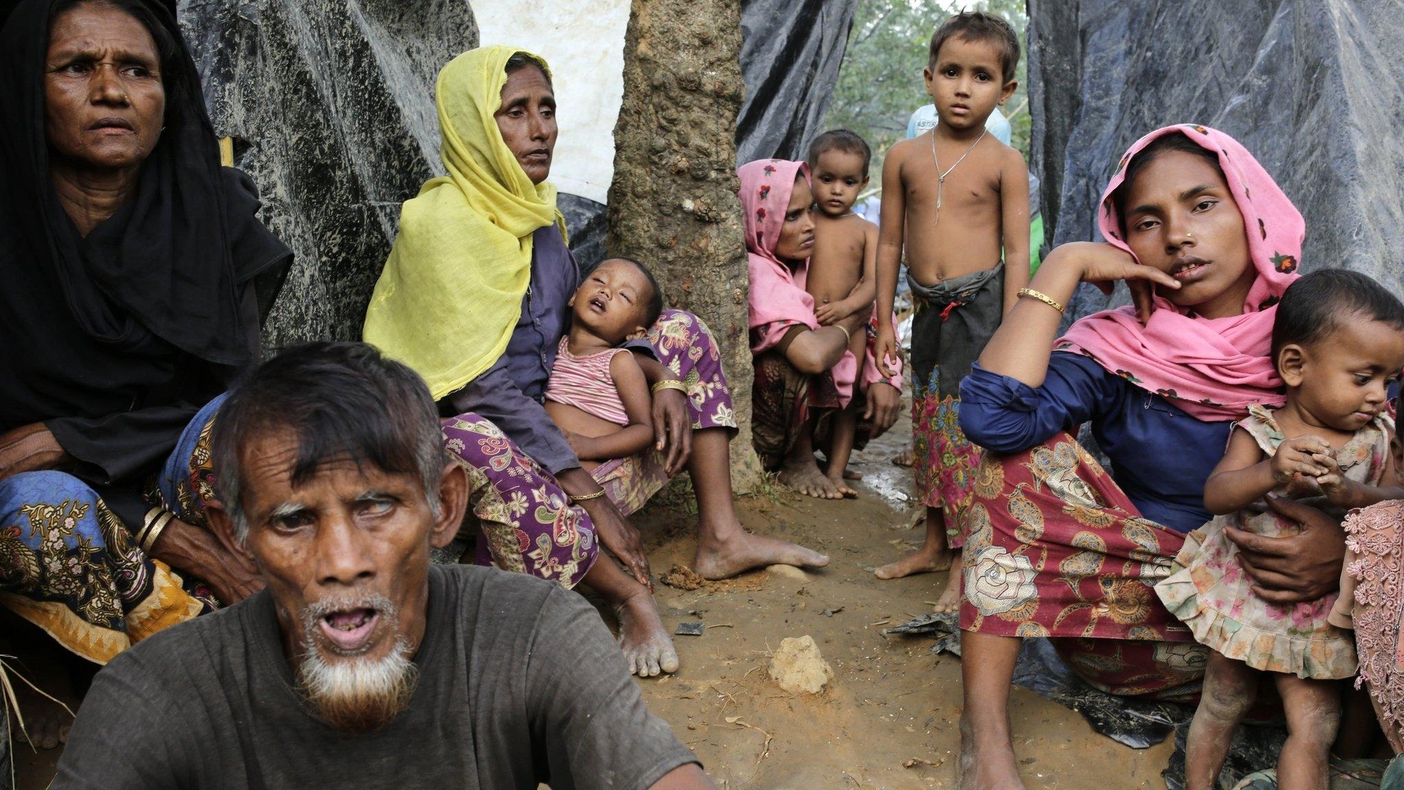 Amnesty condemns Rohingya relocation plan