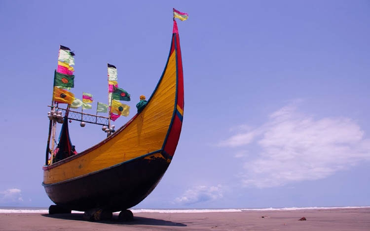 Teknaf Peninsula: Ecosystem beach