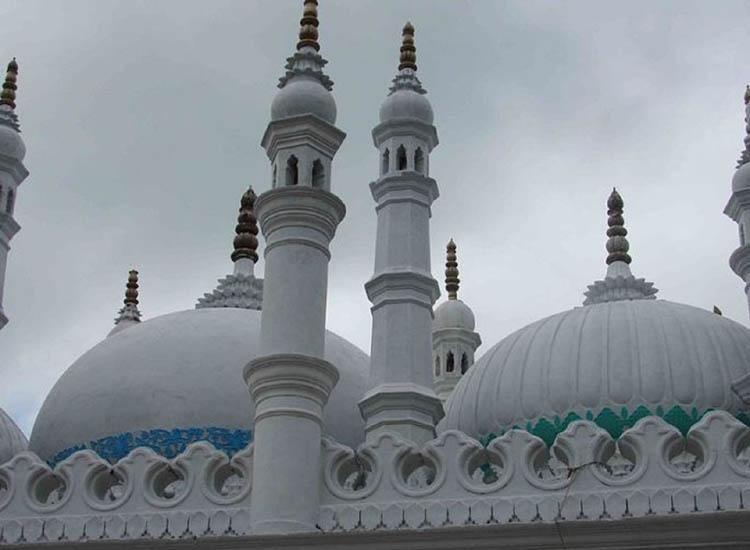 An antique mosque