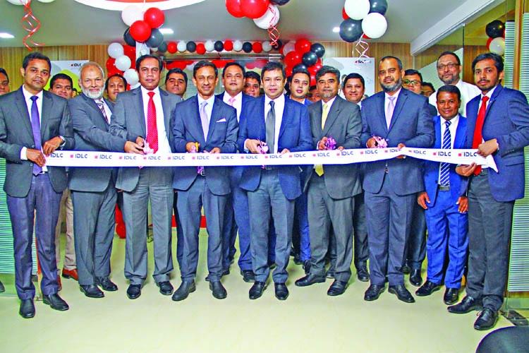 IDLC Inaugurates branch in Barisal