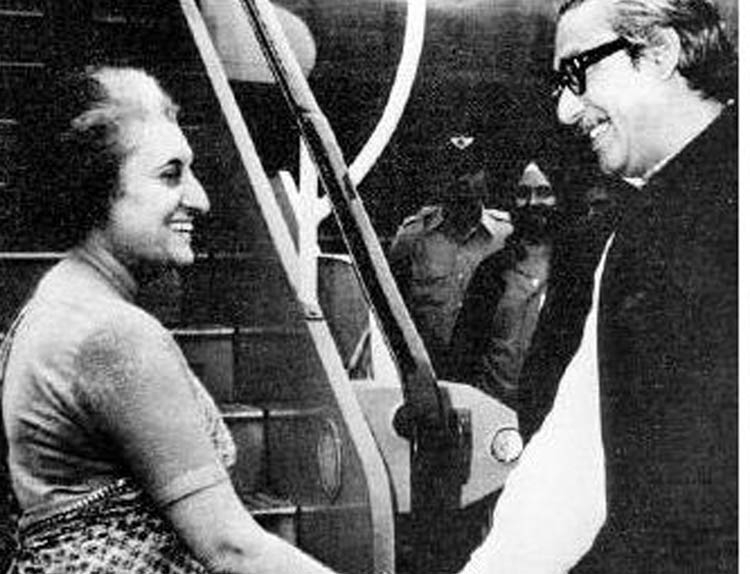 Indira Gandhi:  Remembering her in the month of victory