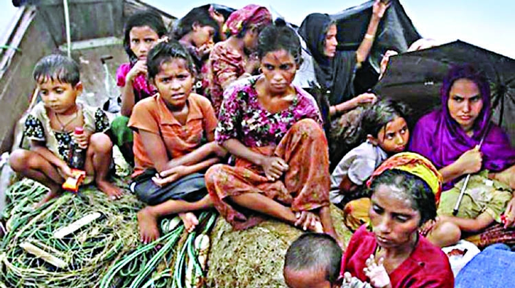34pc of $434m fund for Rohingyas raised so far