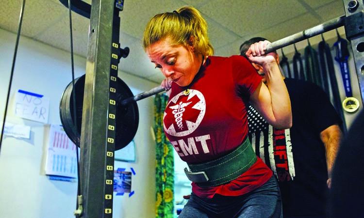 Meet 'Super girl,' the world's strongest teenager