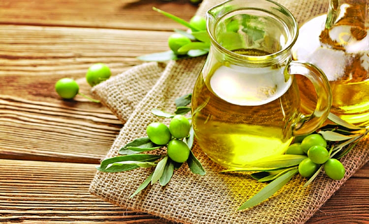 Olive oil supports liver cleansing