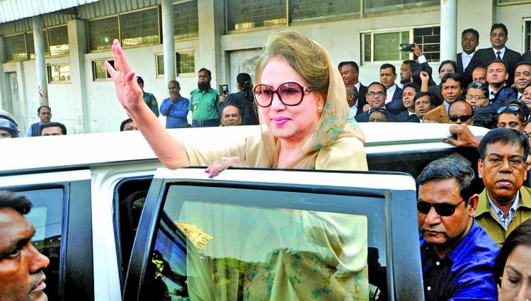 Khaleda Zia gets bail