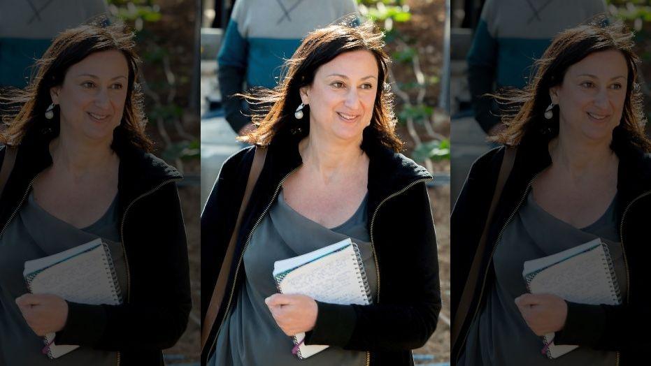 3 charged for Malta journalist's murder