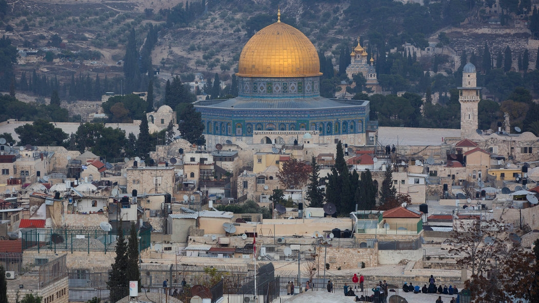 Jerusalem is Israel's capital, Trump to say