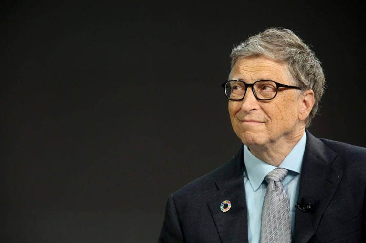Five books Bill Gates says everyone should read