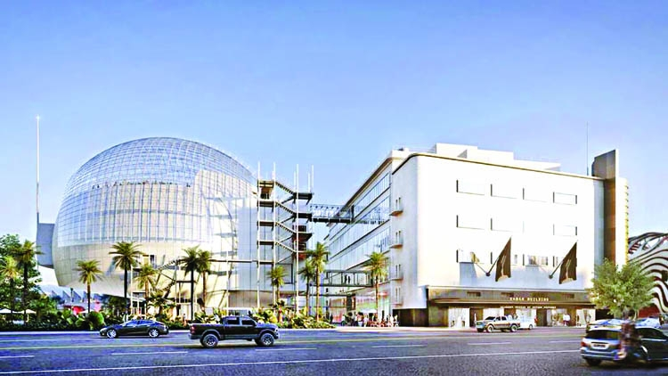 Hollywood to get its own film museum