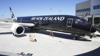 Air NZ grounds flights over engine trouble
