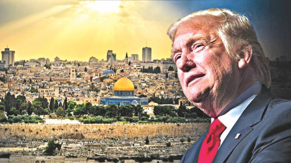 World rejects US shift on Jerusalem