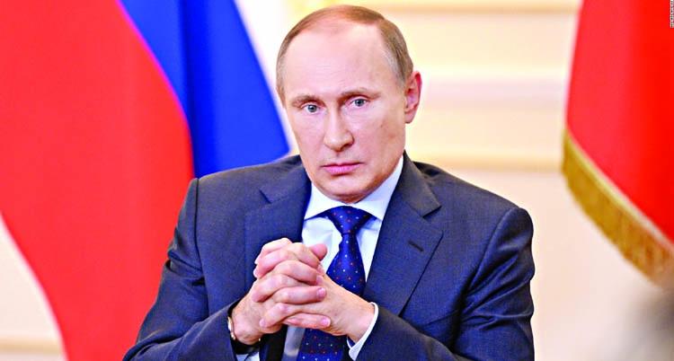 No surprise, Putin will run for fourth term