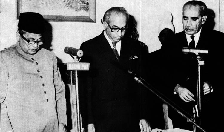 December 1971 ... as Pakistan came apart