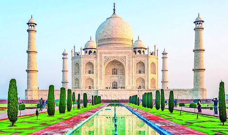 India's quandary: How to clean the Taj