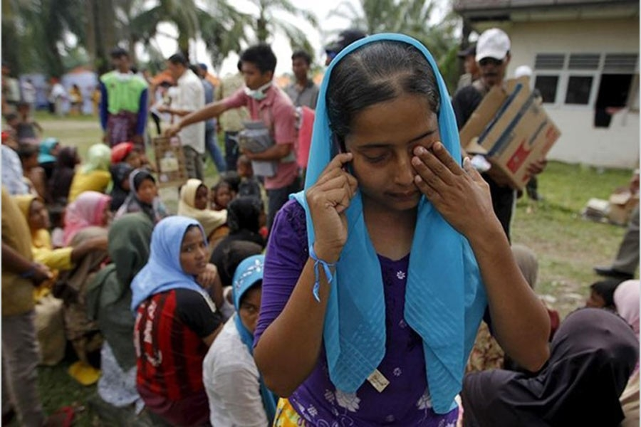 BD draws global attention to Rohingya issue