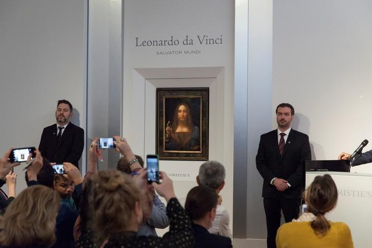Abu Dhabi to acquire Christ portrait
