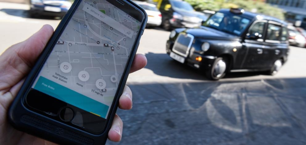 Uber fights for London survival