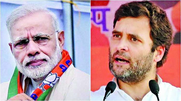 Rahul slams Modi for attacking Manmohan