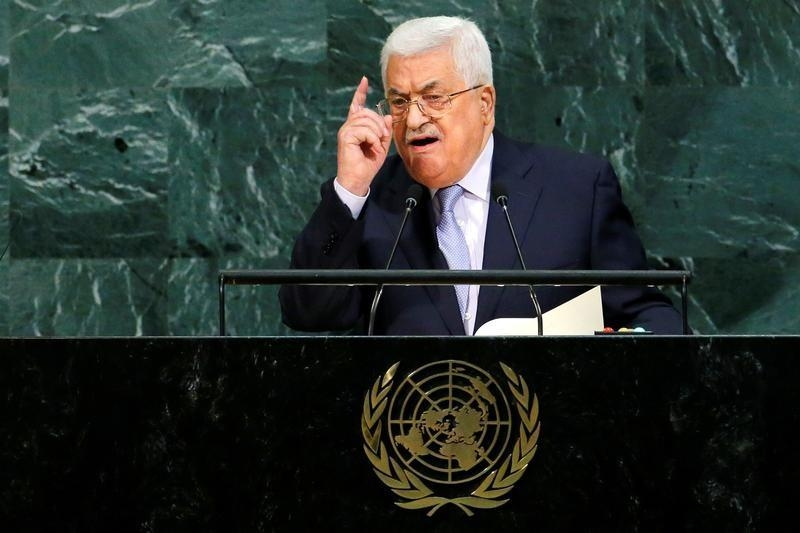 Palestine's Abbas says US Jerusalem decision 'greatest crime'