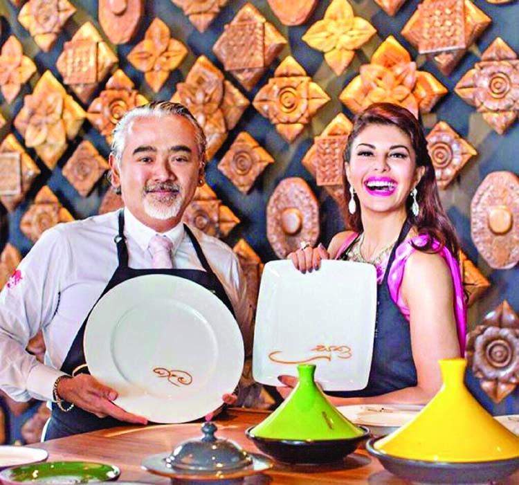 Fernandez opens her first restaurant