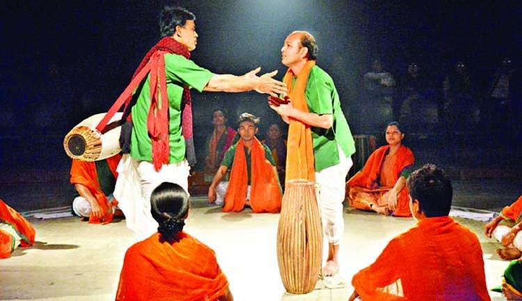 Manipuri Theatre to enthrall India