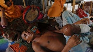 Thousands of Rohingya 'killed in a month'