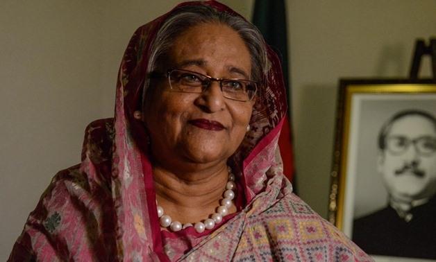 Violence in Myanmar unacceptable: Hasina