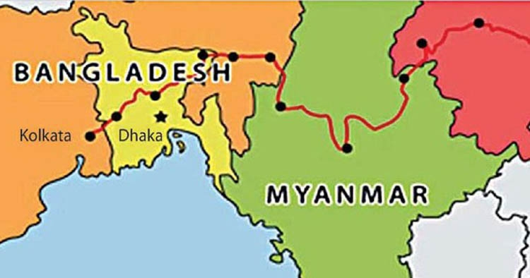 bangladesh myanmar relation in the The history of relations among the people from some territories, which currently exist as the political entity of modern-day bangladesh and myanmar, dates back to centuries, with renewed.