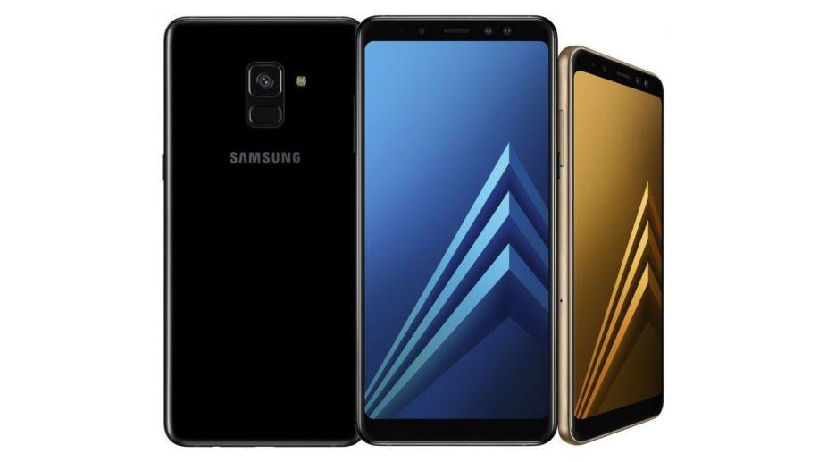 Samsung unveils 'Galaxy A8', 'Galaxy A8+' with Infinity Display