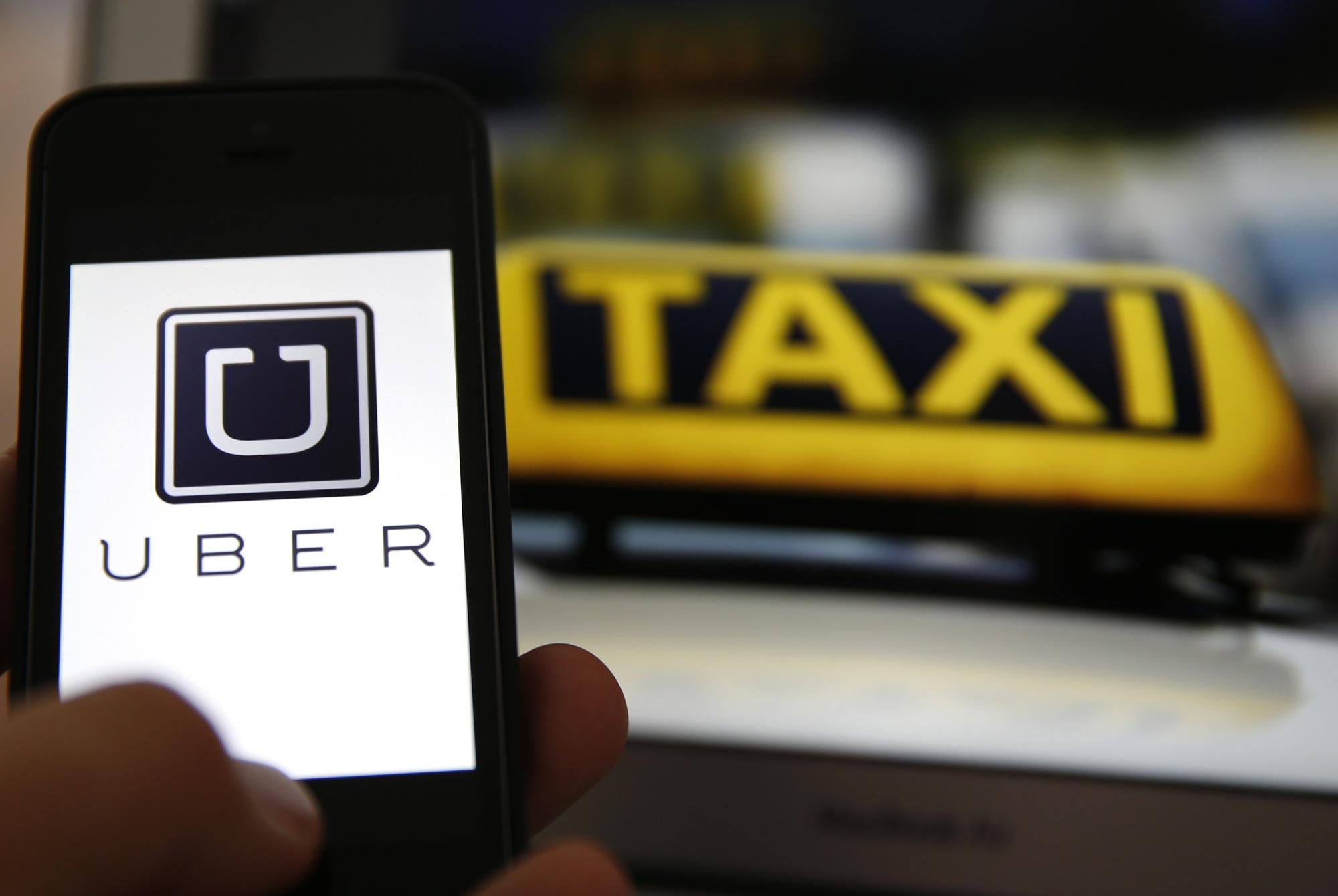 Uber is a taxi service: EU