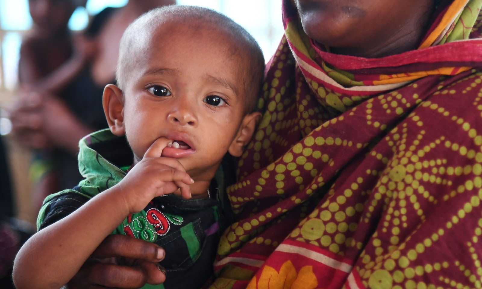 Malnutrition, anaemia  plague Rohingya children: Unicef