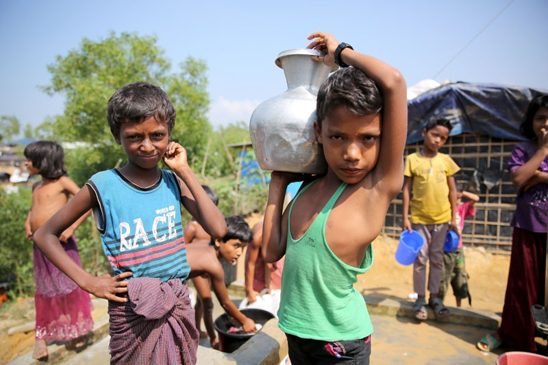 73% Rohingyas now living in settlements: IOM
